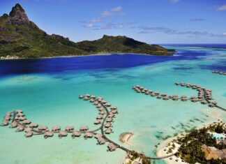 "Bora Bora Tourism- ""A colossal cosmos encircled by a mystique lagoon"""