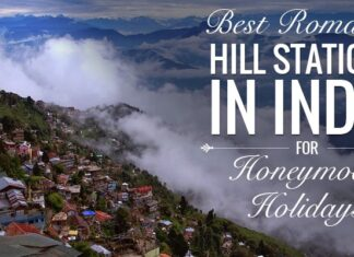 5 Famous Hill Stations in India