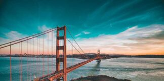 """San Francisco Tourism - """"The Golden State's City of the Golden Gate"""""""