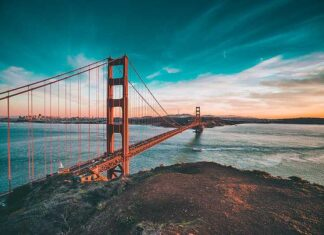 "San Francisco Tourism - ""The Golden State's City of the Golden Gate"""