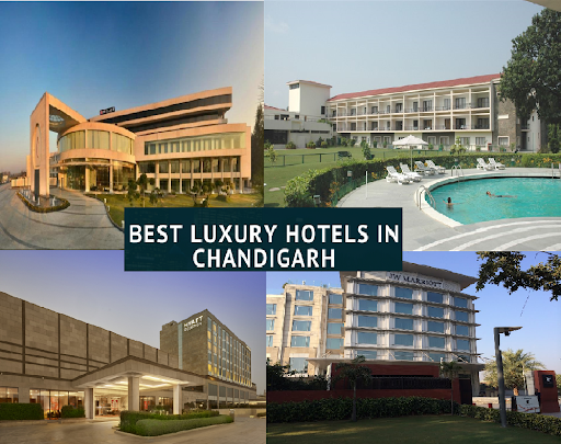 Top Best Hotels In Chandigarh