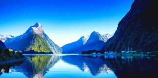 """New Zealand- """"The Land Where Adventures Wait"""""""